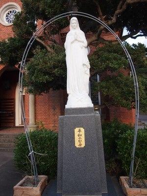 ⑨青砂ヶ浦教会マリア像.jpg