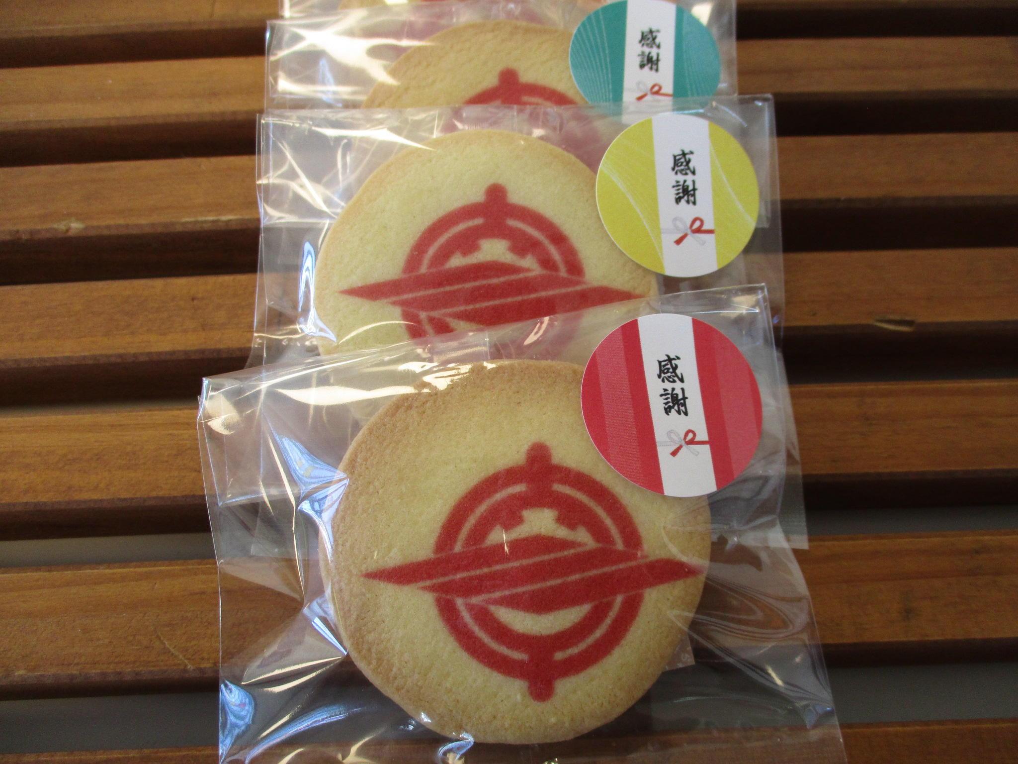 【オリジナルオーダークッキー】☆昨年は多くのご注文を頂きました☆